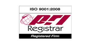 PRI Registered ISO 9001