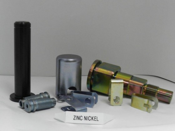 Zinc Nickel Plated Products
